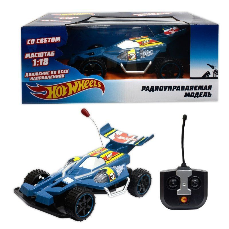 Hot Wheels Багги на р/у Т10977