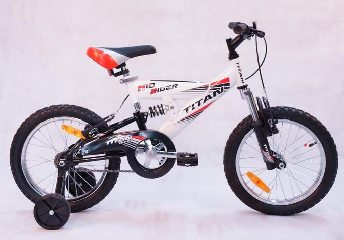 "Велосипед TITAN Kid Rider BMX 16"" SP 905"