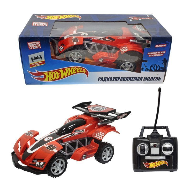 Hot Wheels Багги на р/у Т10985